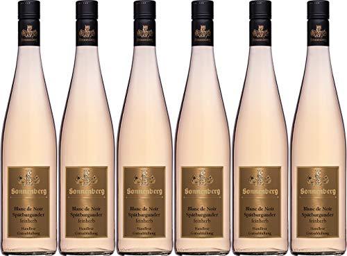 Sonnenberg Blanc de Noir Spätburgunder 2020 Feinherb (6 x 0.75 l)