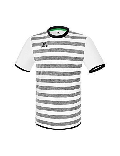 ERIMA Herren Trikot Barcelona Trikot, weiß/schwarz, XXL, 3131803