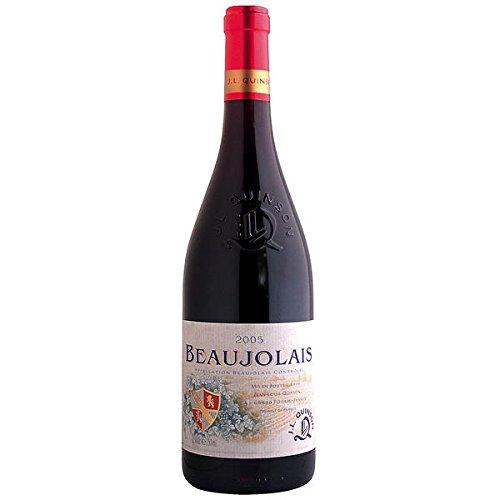 6 Flaschen Beaujolais AOC, rot a 750ml Frankreich Gamay 12% Vol.