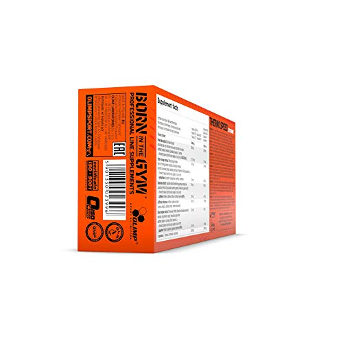 Olimp Thermo Speed Extreme Mega Caps 120 Kapseln, 1er Pack (1 x 146,4 g) - 4