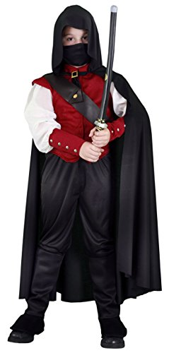 Disfraz de Águila Roja (5-6 años)