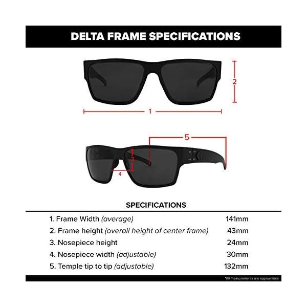 Gatorz Eyewear Delta Sunglasses