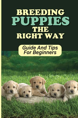 Breeding Puppies The Right Way: Guide And Tips For Beginners: How To Take Care Of Pregnant Dogs