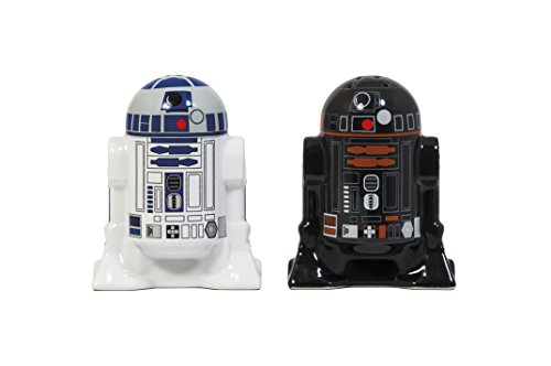 Funko SW04448 Star Wars SW04448 Droids Salt and Pepper Shakers, Multi-Colour