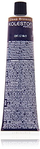 Wella Professionals Koleston Perfect Permanente CremeHaarfarbe, 5/ 71 hell braun asch, 1er Pack (1 x 60 ml)