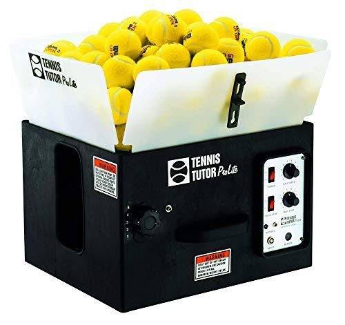 Tennis Tutor Prolite - Tennis Tutor is The #1 Selling Tennis Machine Brand Worldwide.