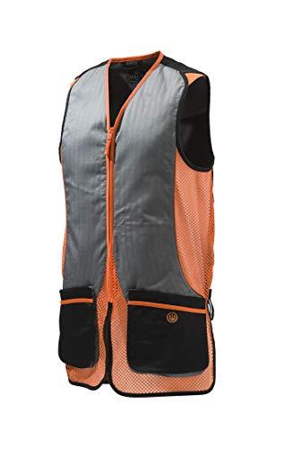 Berettaメンズ新しいフィットシルバーPigeon Shooting Vest M ブラック