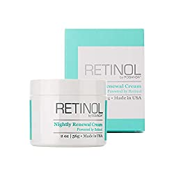 professional Retinol with Robanda Nightly Renewal Cream │ All-in-one retinol-based night cream