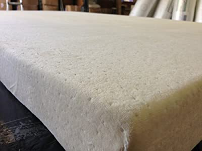 """Soft Heaven Mattress Cover - All Around Zipper - Non Skid Bottom - Hypoallergenic Bed Bug Dust Mite - Luxury Jacquard Velour Fabric - Replacement Cover for 9"""", 10"""" or 11"""" Thick Memory Foam or Latex or Conventional Mattress"""