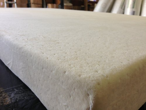 Soft Heaven Mattress Cover - All Around Zipper - Non Skid Bottom - Hypoallergenic Bed Bug Dust Mite - Luxury Jacquard Velour Fabric - Replacement Cover for 7', 8' or 9' Thick Memory Foam or Latex or Conventional Mattress (Queen 60'x80')