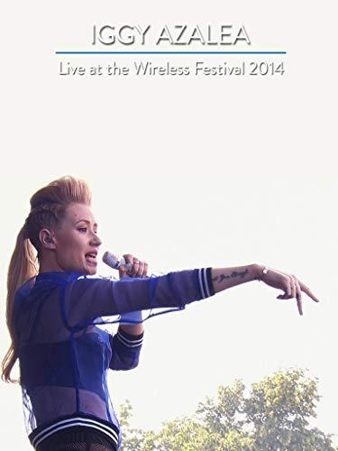 Iggy Azalea - Live at the Wireless Festival 2014