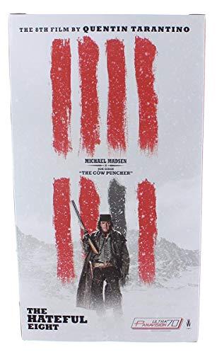 The hateful eight Figura, 20.32 cm (NECA NEC0NC14939) 3