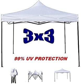 Amazon It Gazebo 3x3 Pieghevole Impermeabile