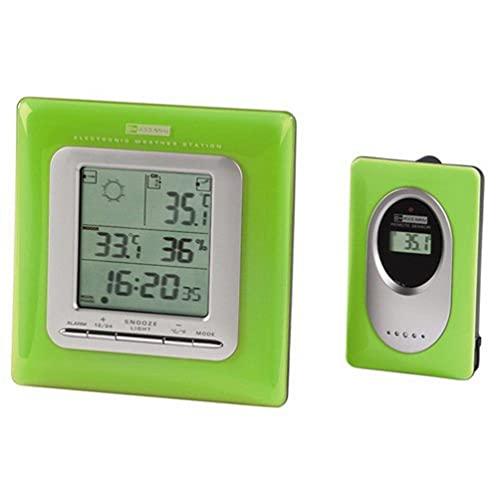 Hama Station météorologique électronique EWS-500 verte
