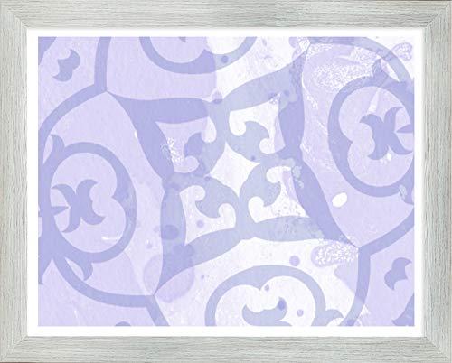 Home Decoration Colonia hoogwaardige fotolijst houten materiaal profiel bekleed met premium foil - grote kleurkeuze 52 x 139 cm of 139 x 52 cm Verglasung: Antireflex Acrylglas Spiegelfrei Pinie gekälkt Dekor