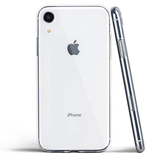 totallee Thin iPhone XR Case, Thinnest Cover Ultra Slim Minimal - for Apple iPhone XR (2018) Clear...