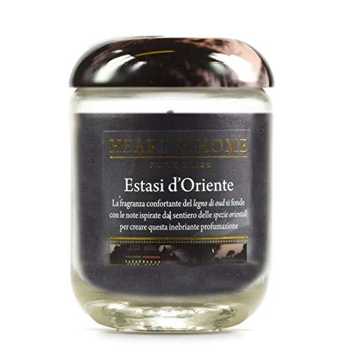 Bougie parfumée estasi d'Orient