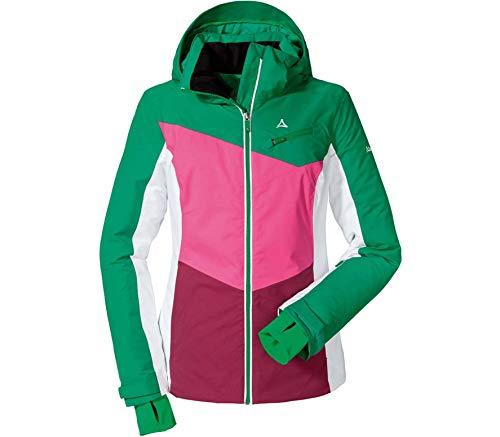 Schöffel Ski Veste Schladming3 Femme, Cadmium Green, FR : XL (Taille Fabricant : 44)