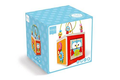 Scratch - 276181048 - Cube d'activités