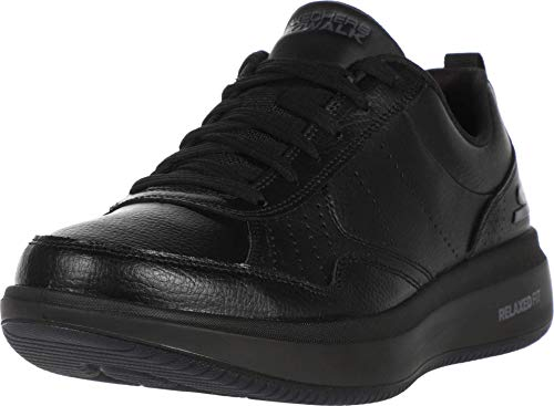 Full Leather Dress Shoes for Men Black Lace Up