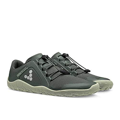VIVOBAREFOOT Damen Primus Trail II All Weather FG Schuhe, Charcoal, EU 40
