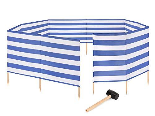 Garronda Strand Windschutz Sichtschutz...