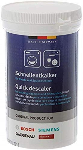 Bosch Neff & Siemens Washing Machine & Dishwasher Anti Limescale Descaler