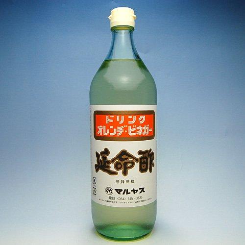 マルヤス みかんのお酢 延命酢 ドリンク オレンヂ・ビネガー 900ml