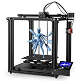 Creality Ender 5 Pro Impresora 3D, Placa Base Ultra Silenciosa, Plataforma Extraíble, Unidad de Extrusión de...