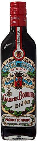 Gabriel Boudier Liqueur Creme de Cassis de Dijon Liköre (3 x 0.5 l)