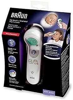جهاز استشعار حرارة الجبهة بدون لمس من براون NTF3000