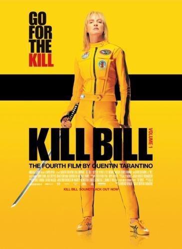 Kill Bill V.1Film Poster 61cm x 91cm 61x 91,4cm