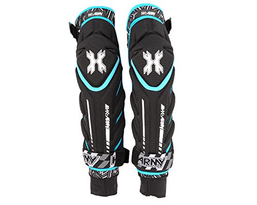 HK Army Hardline Elbow Pads - Blue (Small/Medium)