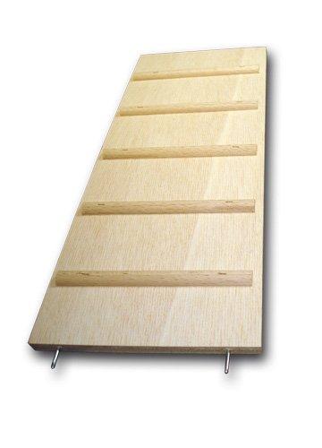 Elmato 10554 Etagentreppen 34 x 13 cm, 2 Stück