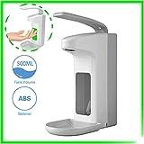Ourleeme Desinfektionsspender 500ML Ellenbogen Seifenspender Wandspender Press Dispenser Wandspender...