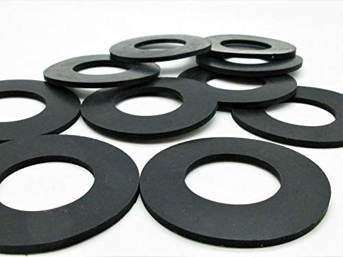 Plugs Rubber Gasket Replacements - Marineland Magnum 250 & 350 Series...