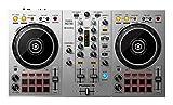 Pioneer DJ DDJ-400-S 2-channel Silver DJ controller for rekordbox dj