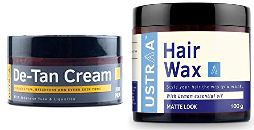 Best ustraa hair wax
