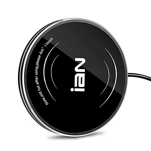 WorldWind Für größere Ansicht Maus über Das Bild ziehen 5V USB Multifunktionale Becher-Wärmehaltungsplatte, Büro, PC, Notebook, Tassenwärmer, Tee, Kaffee Schwarz (schwarz)