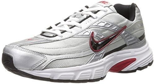 Nike Initiator, Zapatillas de Running para Hombre, Gris (Metallic Silver/Black/White 001), 45 EU
