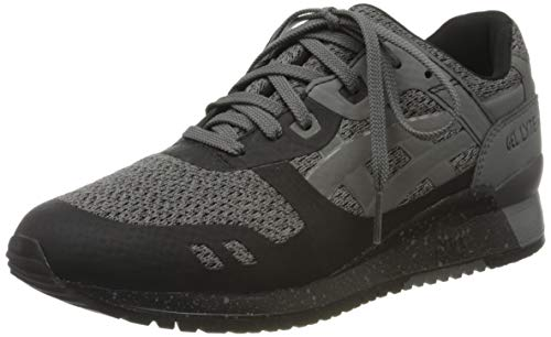 ASICS Herren Gel-Lyte III Sneaker, Schwarz (Black H715n-9097), 37.5 EU