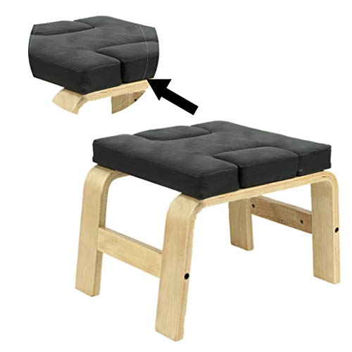 DLT Banco de reposapiés de Yoga - Silla de Soporte de inversión de Yoga para el hogar,...