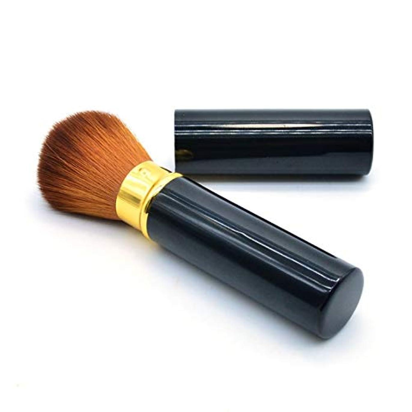 アレイ報復近代化ShiMin 化粧ブラシセット、シングル引き込み式化粧ブラシレーヨンブラッシュブラシルースパウダーブラシファンデーションブラシ、プロの化粧ブラシ化粧ギフト