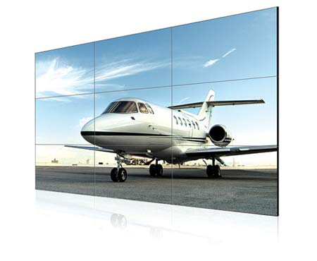 LG MONLGE1210 Monitor Video Wall 55LV35A, 55 Pulgadas, 500 CD/m², 1920 x 1080 Pixeles, 12 ms, Negro