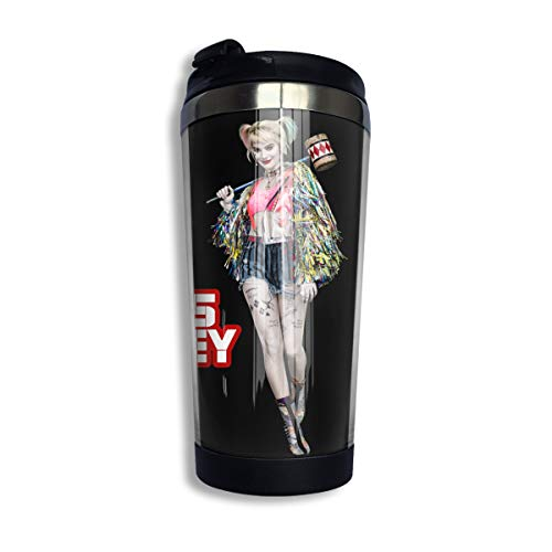 41dC-ifl-lL Harley Quinn Travel Mugs
