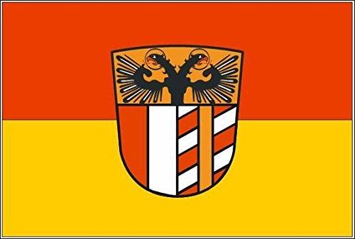 U24 Fahne Flagge Schwaben Distrikt 90 x 150 cm