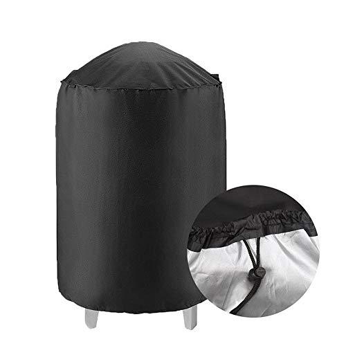 Rain City Heizpilz Cover Outdoor-Ofen Sonnenschutz-Abdeckung, Feuerstelle Abdeckung Hof Heater Cover, Barbecue-Ofen Heavy Wasserdicht Gasgrill Deckel - Schwarz,24 x 28.5in