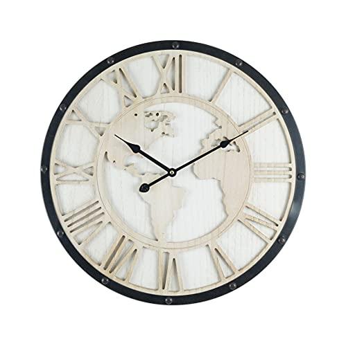 orologio da parete 50x50 Rebecca Mobili Orologio Parete Grande