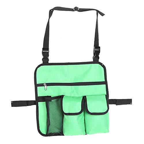 Opbergen van tassen, campingstoel, voor buiten, draagbaar, om op te hangen, voor het strand. Groen