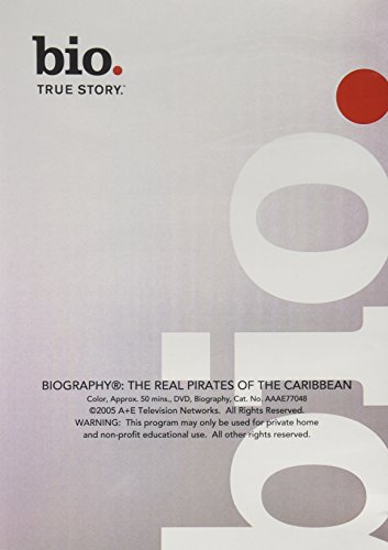 Biography - Real Pirates of the Carribean [DVD] [Import]